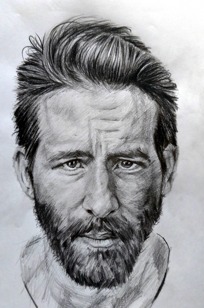 Ryan Reynolds por linshyhchyang